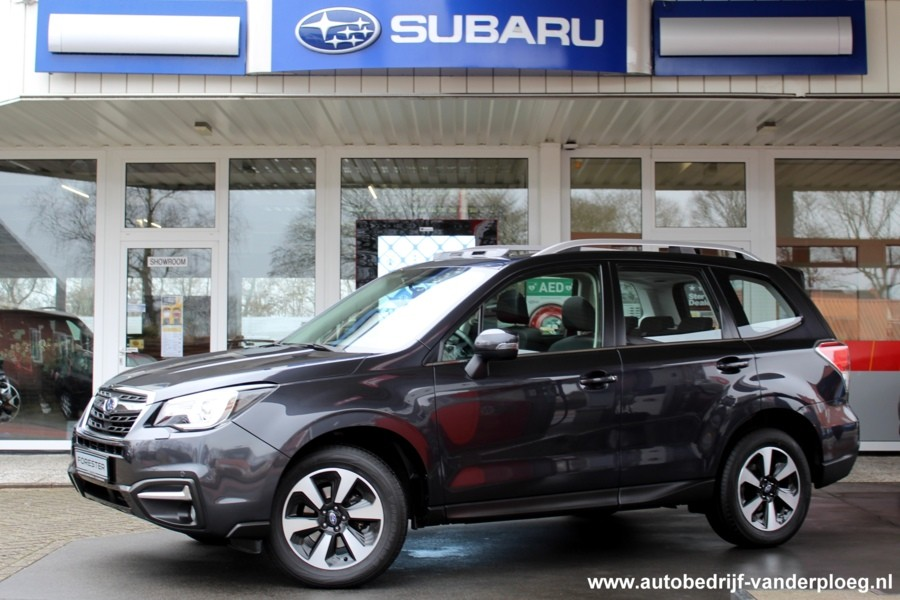 Subaru Forester 2.0 CVT Luxury EyeSight * Navigatie * Parkeersensoren * BI-LED