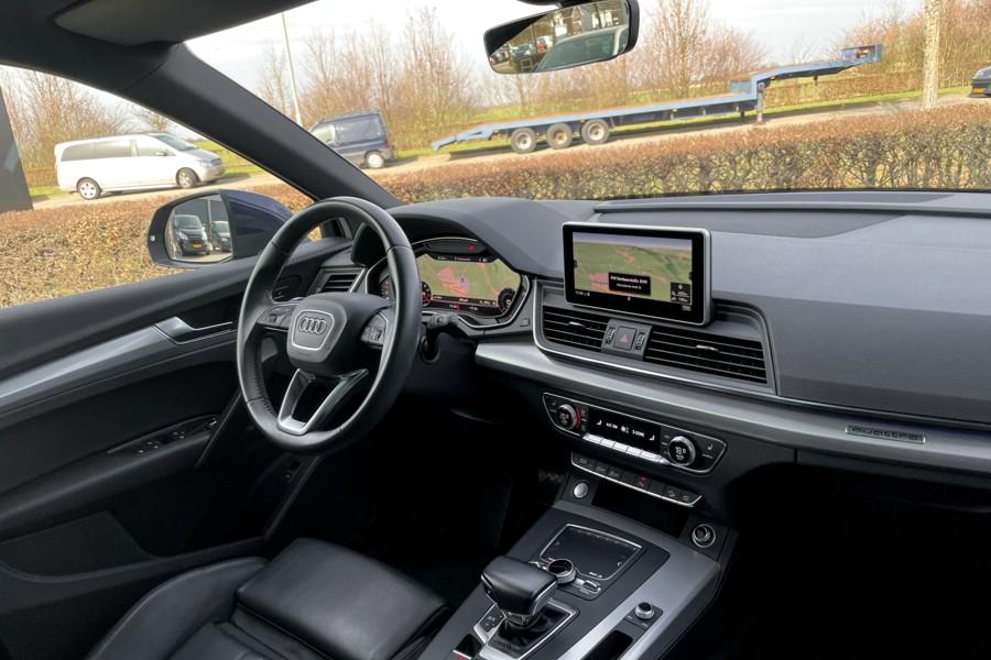 Audi Q5 2.0 TFSI S-line Panodak Luchtv. Head-up 20inch