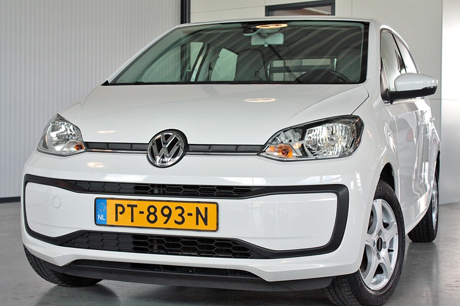 Volkswagen Up! 1.0 BMT move up! 5drs AirCo/Executive