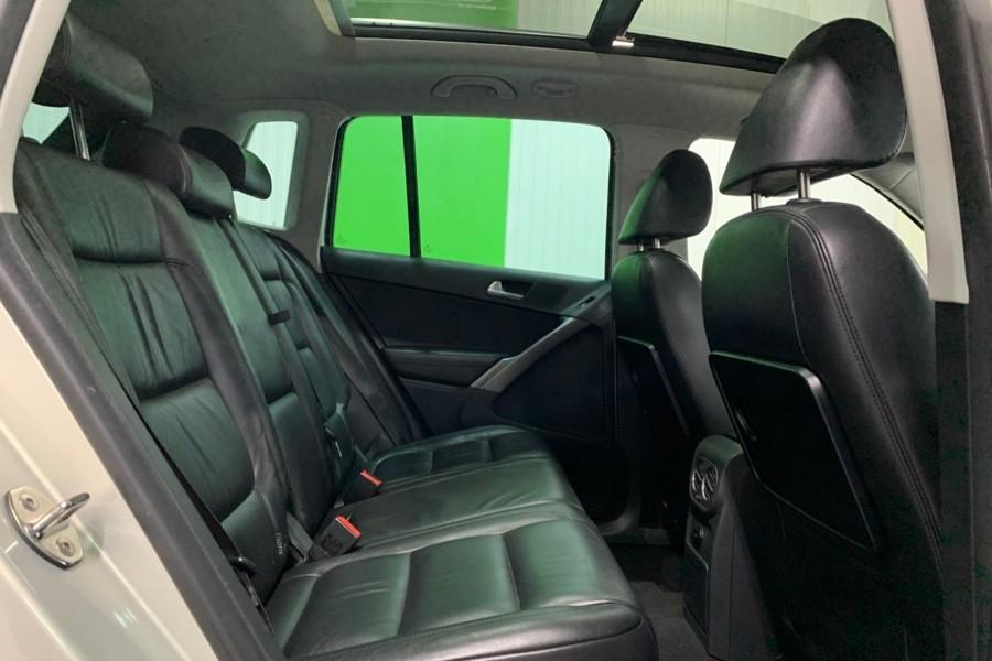 Volkswagen Tiguan 2.0 TSI Sport&Style 4Motion PANO-LEER-4WD-TREKH.