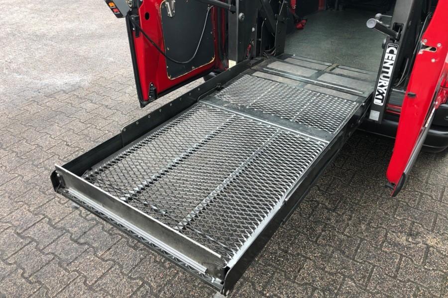 Citroen Jumpy combi 2.0-16V Rolstoelauto/Elektrische lift 06