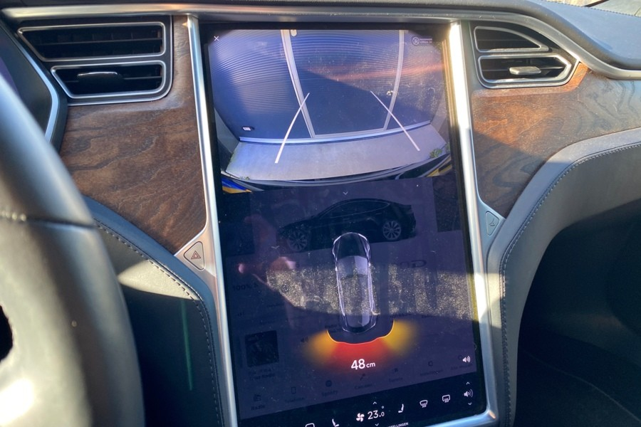 Tesla Model S 100D 4% Bijtelling   Luchtvering   2018