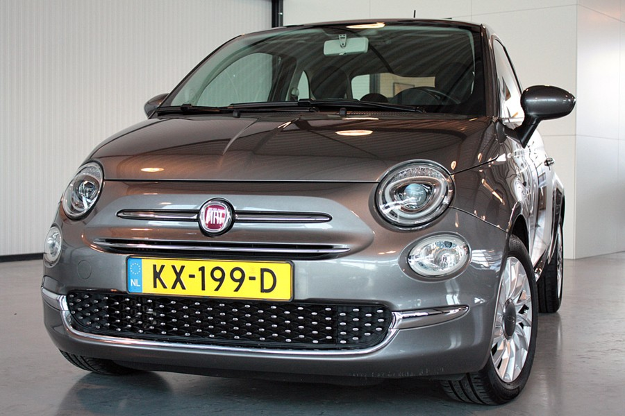 Fiat 500 0.9 TwinAir Turbo Lounge