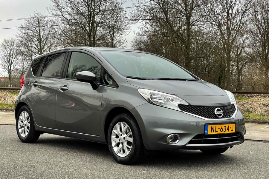 Nissan Note 1.2 Connect Edition  Clima/Nav/keyless/cruise