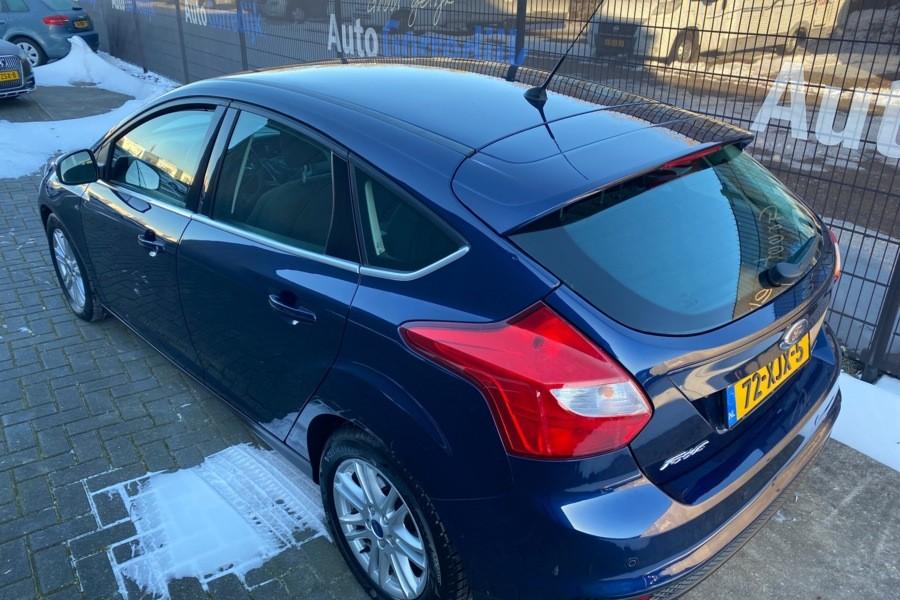 Ford Focus 1.0 EcoBoost Lease Titanium Navi,Clima,parkeer hulp