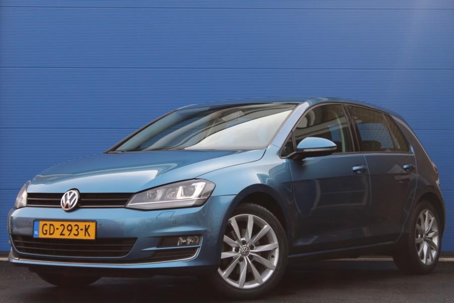Volkswagen Golf 1.4 TSI Highline | Xenon | Leder | Navi | PDC