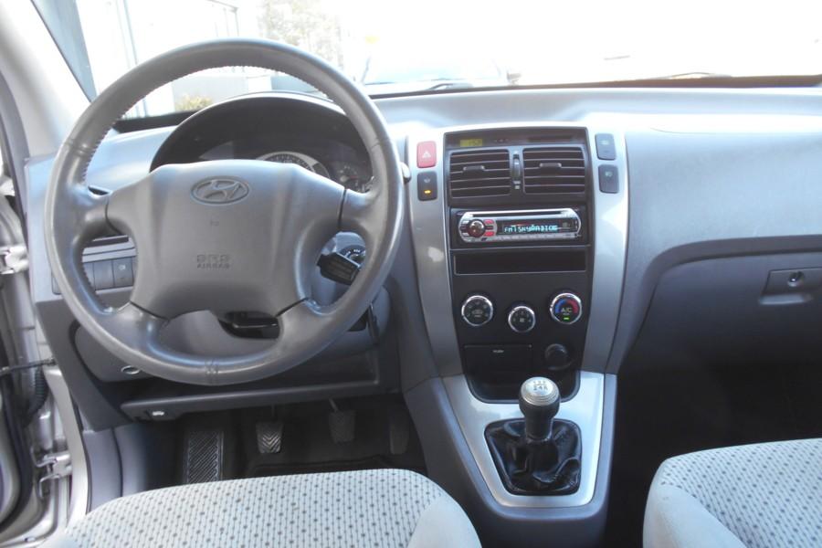 Hyundai Tucson 2.0i Dynamic AIRCO|CRUISE-CONTROL|TREKHAAK|ORIGINEEL-NEDERLANDS