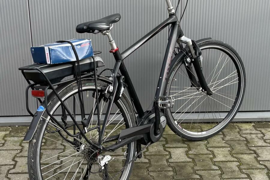 E Bike Trek SETprijs Bosch Midmotor/ALLES IS NIEUW/TOPfiets!