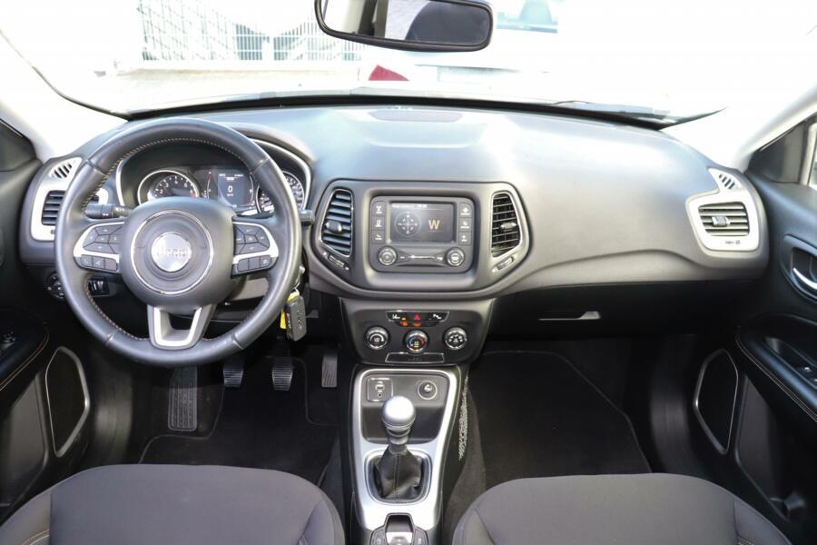 Jeep Compass 1.4 MultiAir Longitude 1e Eig!   Airco   ZONDAGS OPEN!