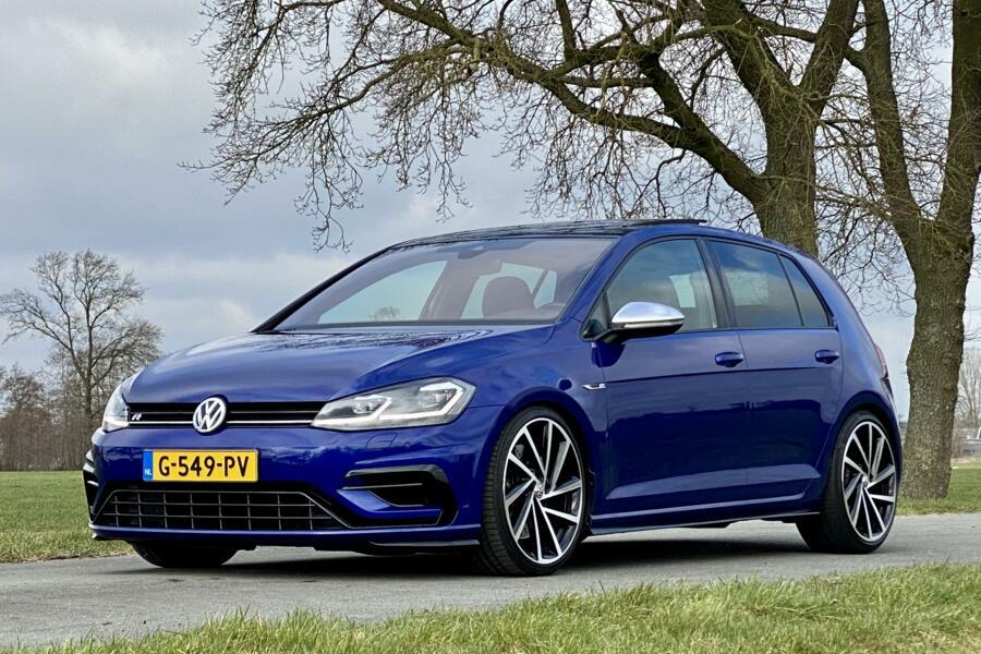 Volkswagen Golf R 4Motion Pano, DCC, Dynaudio, Topstaat, Vol