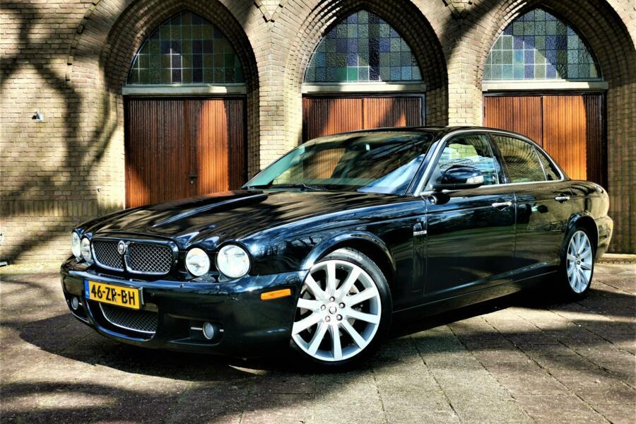 Jaguar XJ 3.5 V8   Prachtig   Org. Nederlands en dealer onderhouden