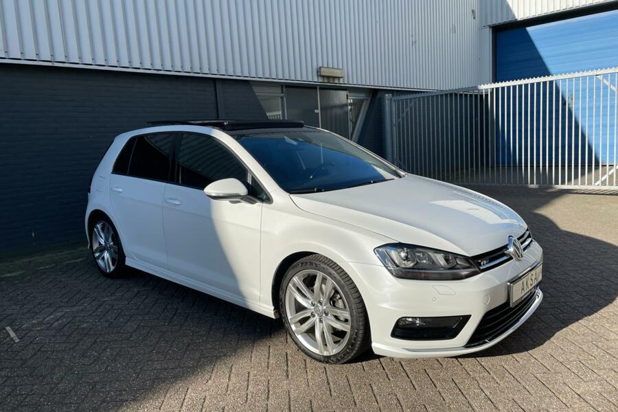 Volkswagen Golf 7 1.4 TSI ACT 150 pk R-Line   Pano   DSG  
