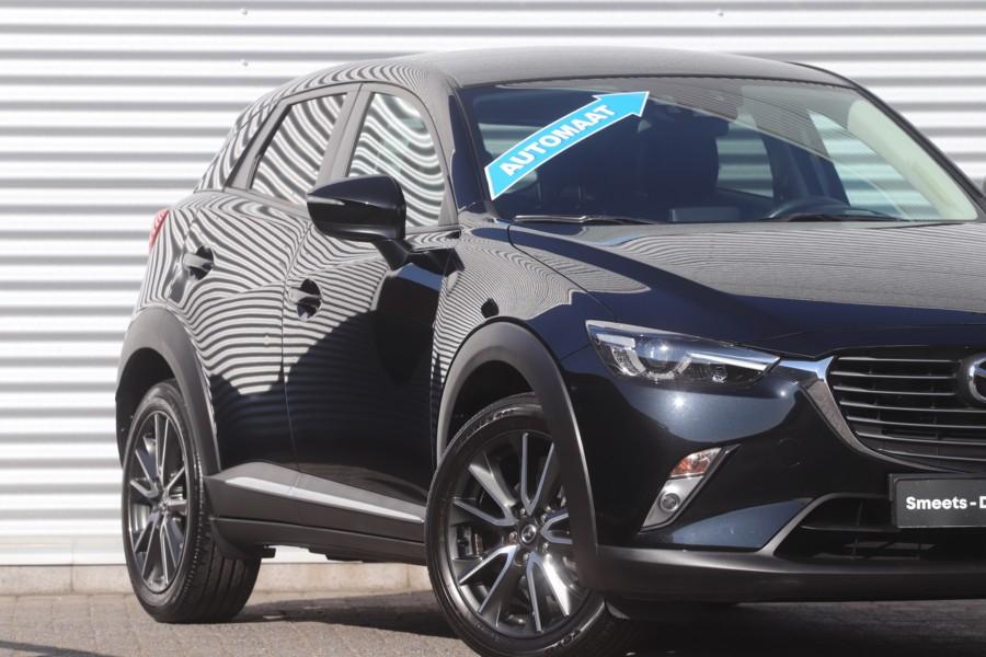 Mazda CX-3 2.0 GT-M 4WD 150PK Automaat | Navi | ZONDAGS OPEN!