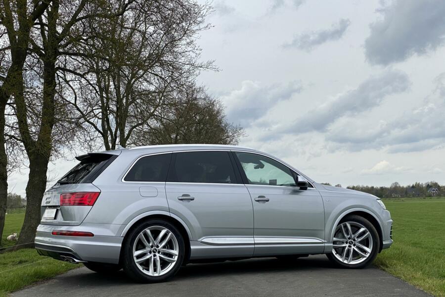 Audi SQ7 4.0 TDI quattro 7 zitplaatsen, keramisch, topstaat!