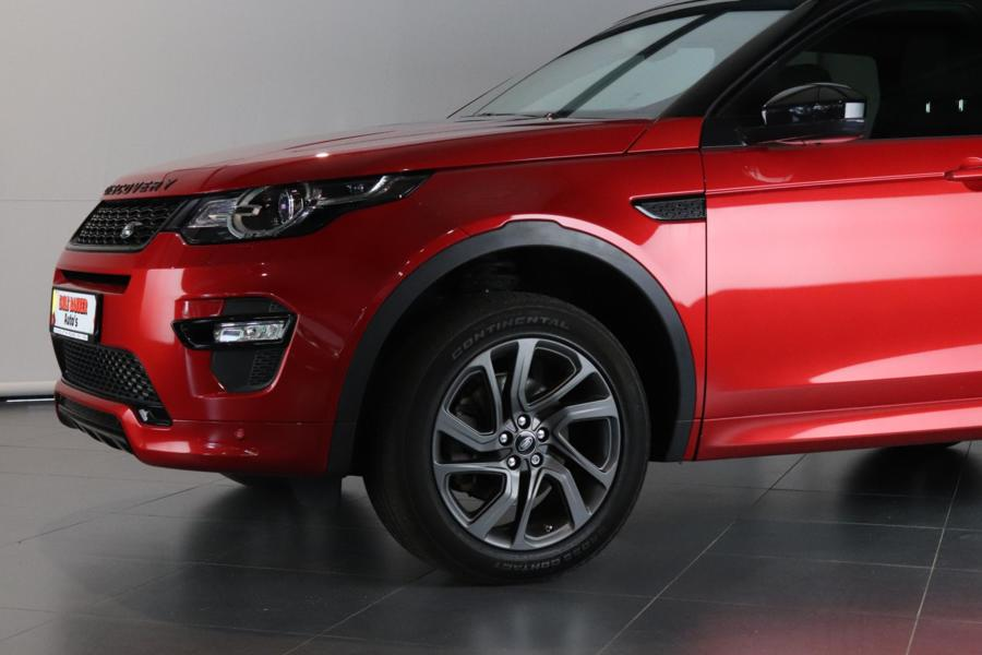 Land Rover Discovery Sport 2.0 Si4 4WD HSE Luxury