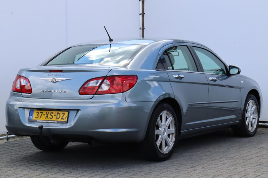 Chrysler Sebring 2.0 CRD Limited First Edition NETTE AUTO !