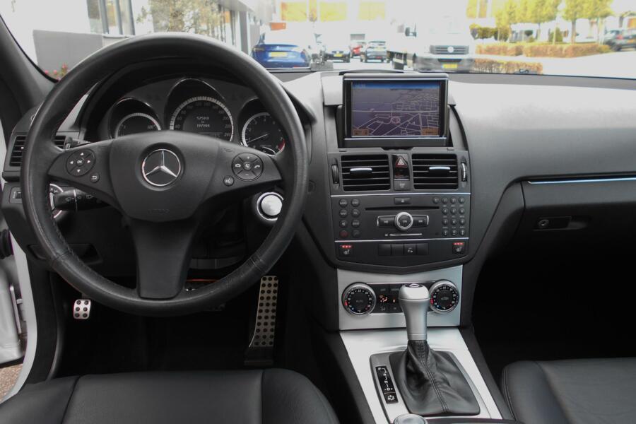 Mercedes C-klasse Estate 350 AMG Avantgarde AUT-F1 PANORMADAK|KEYLESS|HARMAN-KARDON|ELEKTRISCHE-STOELEN|TREKHAAK|STOELVERWARMING|AMG-PAKKET|FACELIFT