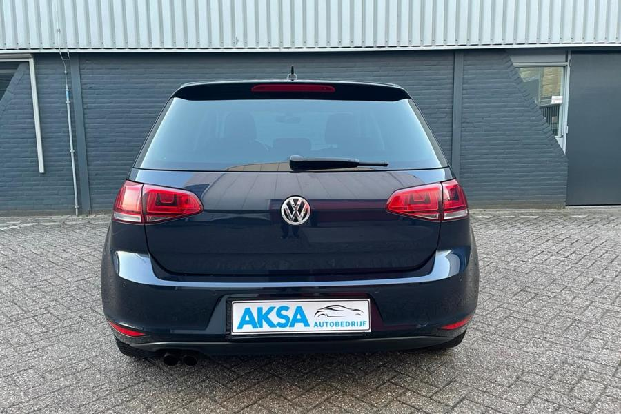 Volkswagen Golf 1.4 TSI Highline 125 pk   Leder   Xenon