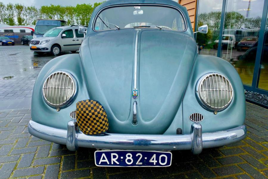 Volkswagen Kever  Ovaal kever Patina GEEN ROEST 1956