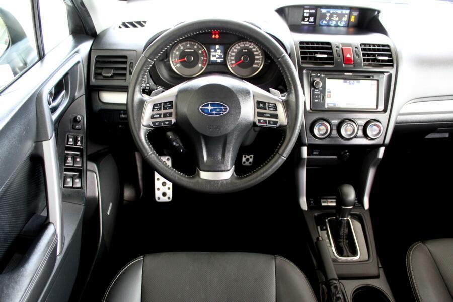 Subaru Forester 2.0 XT 240pk Sport Executive * Navigatie * Harman Kardon