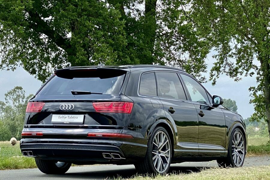 Audi SQ7 7-zitter Keramisch Bose 4-wiel best. Pano Vol!