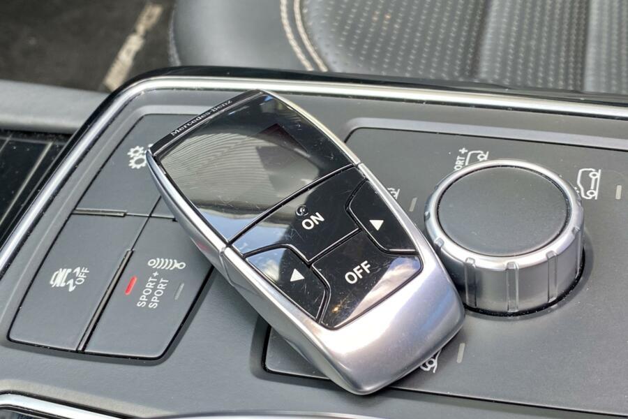 Mercedes GLS-klasse 63 AMG 4MATIC