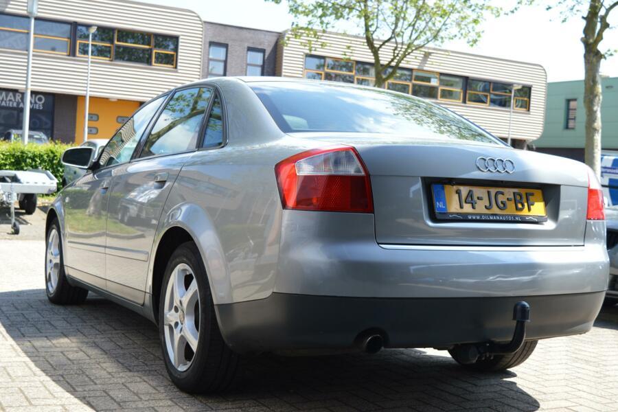 Audi A4 2.0 Exclusive|Leder|Airco|Camera|Trekhaak|Nap!Mooi!!