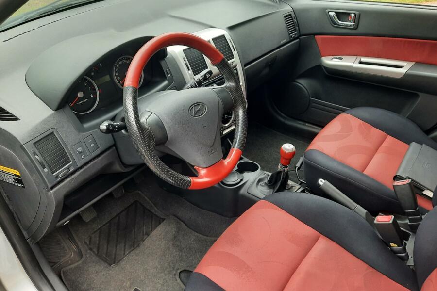 VERKOCHT VERKOCHT Hyundai Getz 1.4i AIRCO/5DEURS