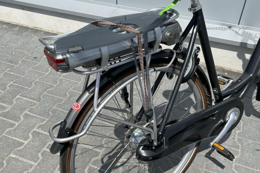 E Bike Batavus 4000km!NIEUW!Hoge Radius!TOP! 6 mnd Garantie