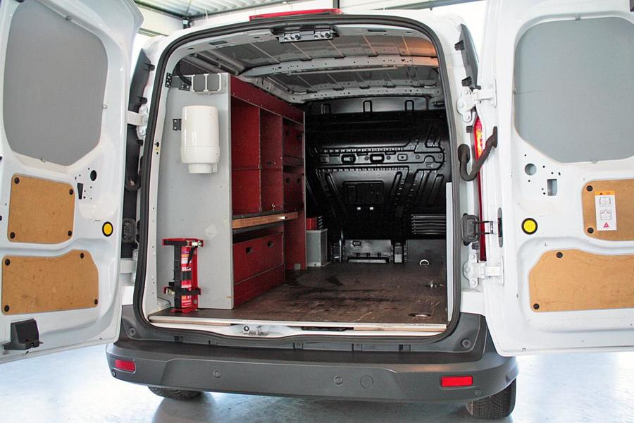 Ford Transit Connect 1.6 TDCI L2 Trend 3-Persoons AirCo/PDC
