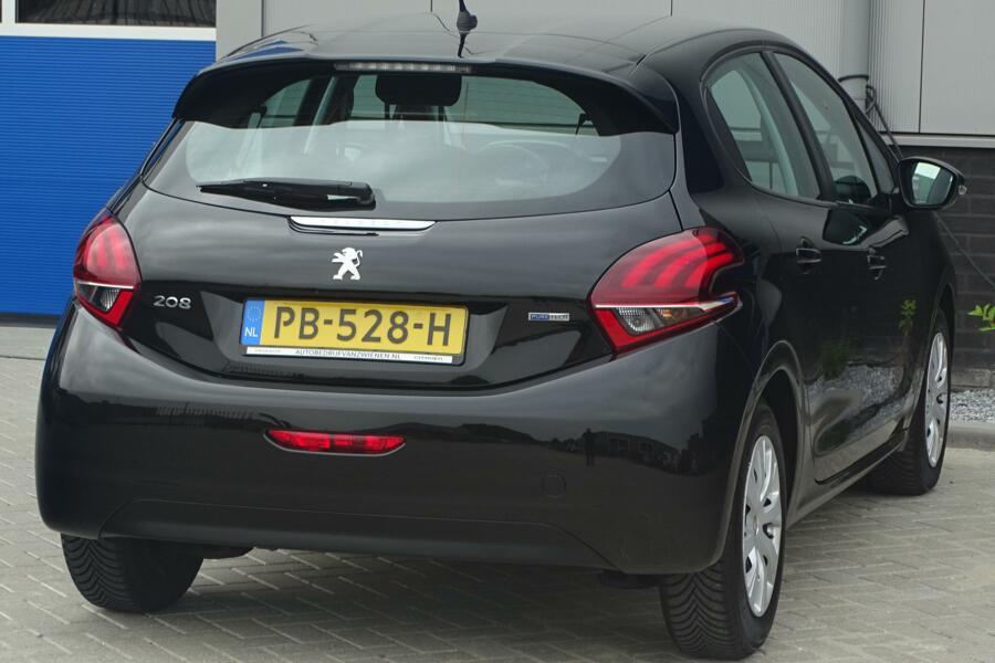 Peugeot 208 1.2 PureTech Active, CarPlay, navi, cruise, LED
