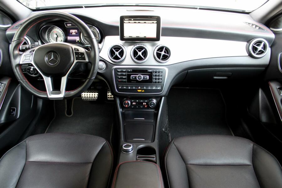 Mercedes GLA-klasse 250 4Matic AMG-Line