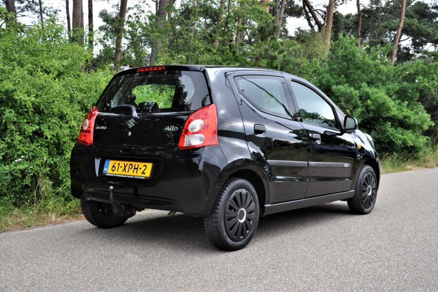 Suzuki Alto 1.0 Comfort VVT AIRCO CENTRALE VERGRENDELING NL-AUTO TREKHAAK BJ. 2012