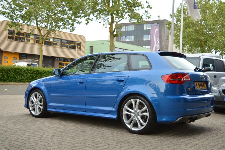 Audi S3 2.0 TFSI S3 quattro Ambition Leder Pdc Navi NWST!!