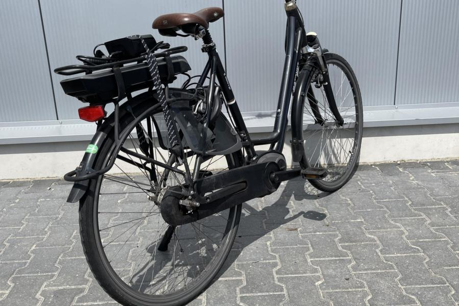E Bike Batavus 120KM Radius/Garantie/BOSCH MiddenMotor/TOP!