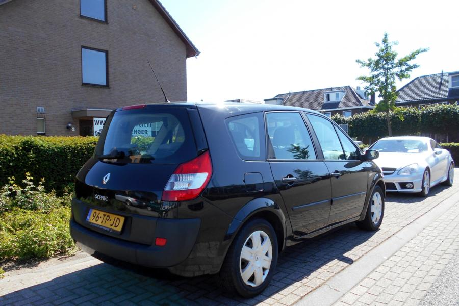 Renault Grand Scenic 2.0-16V Business Line 7-persoons |AIRCO