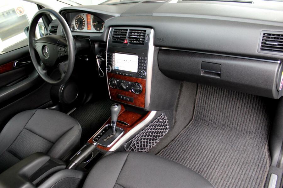 Mercedes B-klasse 170 Aut. * Navigatie * Trekhaak * Parkeersensoren * Airco * Cruise