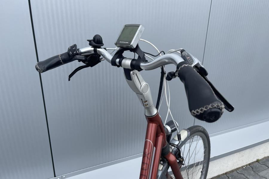 E Bike Batavus 100KM Radius/Garantie/Testrapport/Rijdt TOP!
