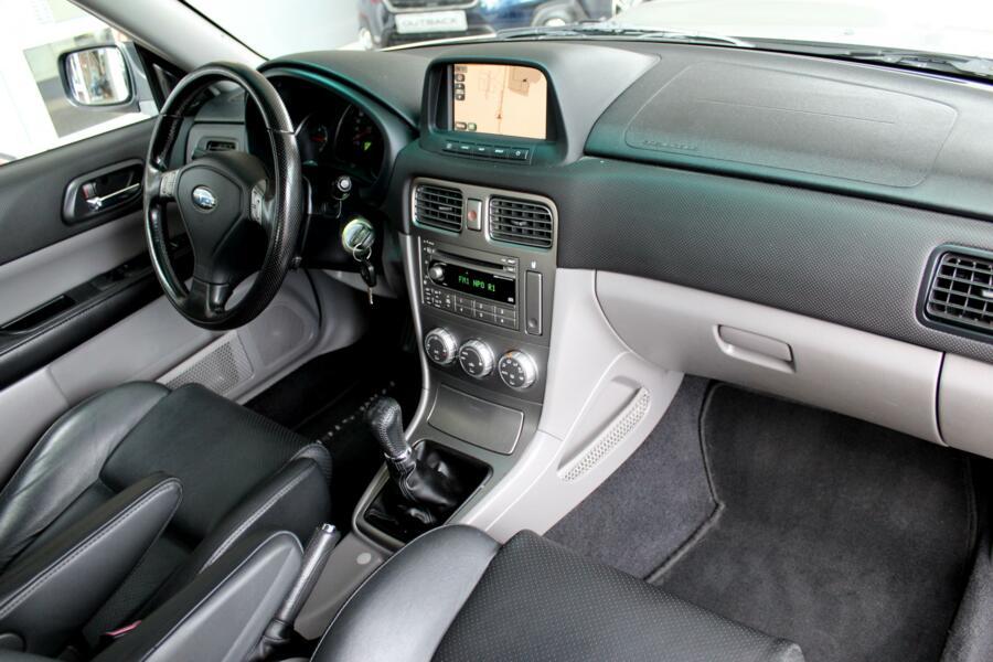 Subaru Forester 2.5 AWD XT