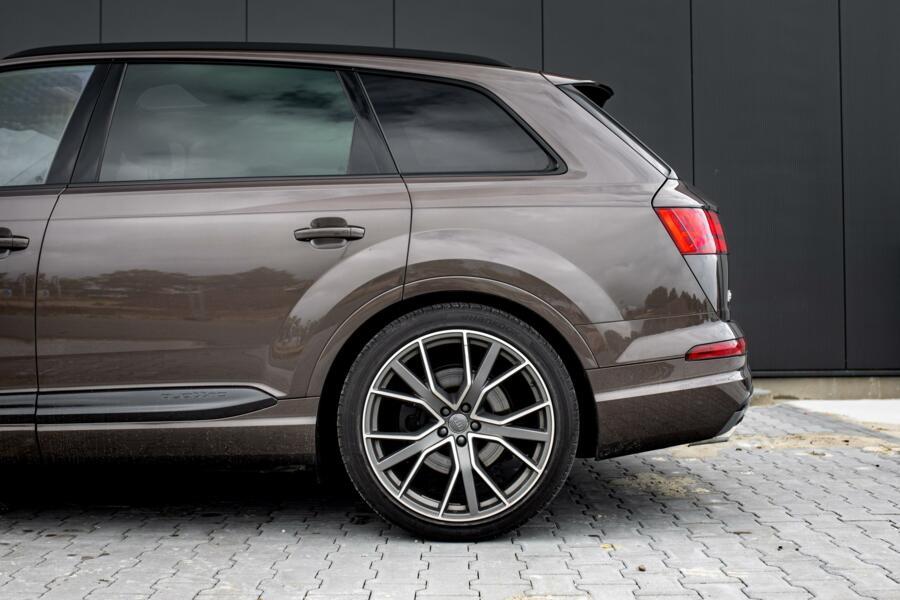 Audi SQ7 4.0 TDI B&O volleder pano rolstabi ruitstiksel vol