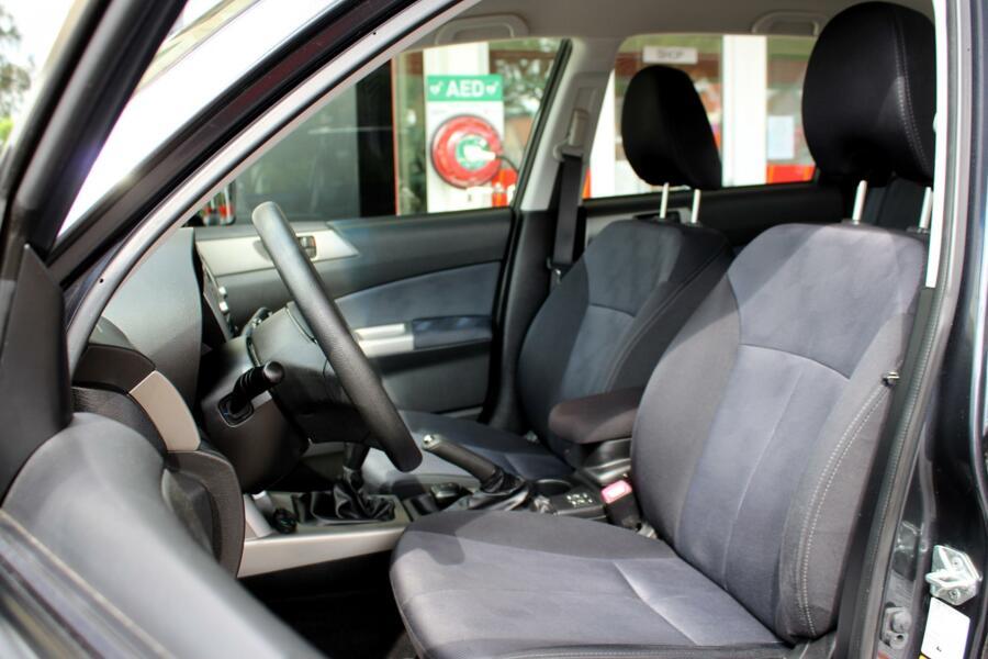 Subaru Forester 2.0 X Edition