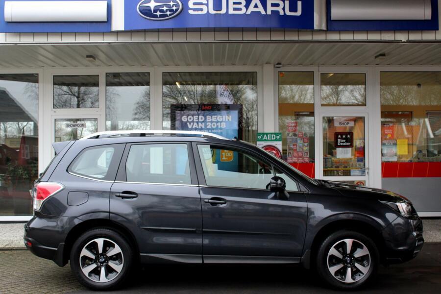 Subaru Forester 2.0 CVT Luxury Plus