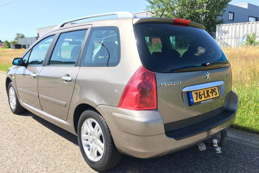 Peugeot 307 SW 1.6 16V 7Persoons/Clima/Cruise/LMV
