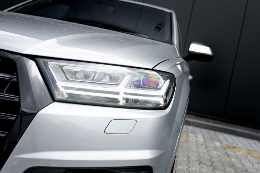 Audi SQ7 4.0 TDI quattro 7 zitplaatsen keramisch topstaat!