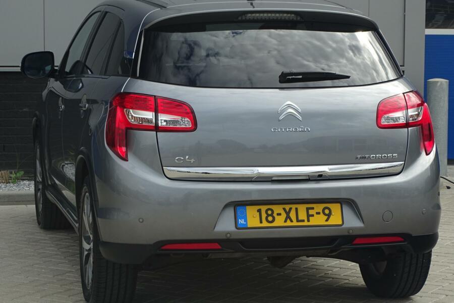 Citroen C4 Aircross 1.6 Exclusive, NL, xenon, keyless, PDC