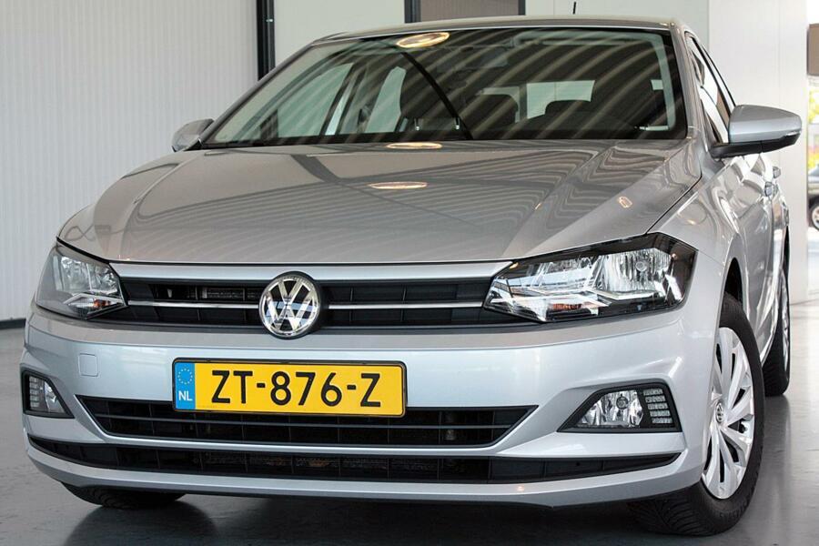 Volkswagen Polo 1.0 TSI Comfortline Navi/Apple Car Play/Adaptieve Cruise