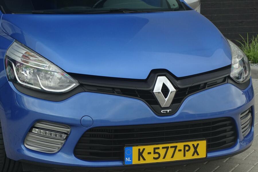 Renault Clio 1.2 GT, 120 pk, aut. camera, R-Link, keyless