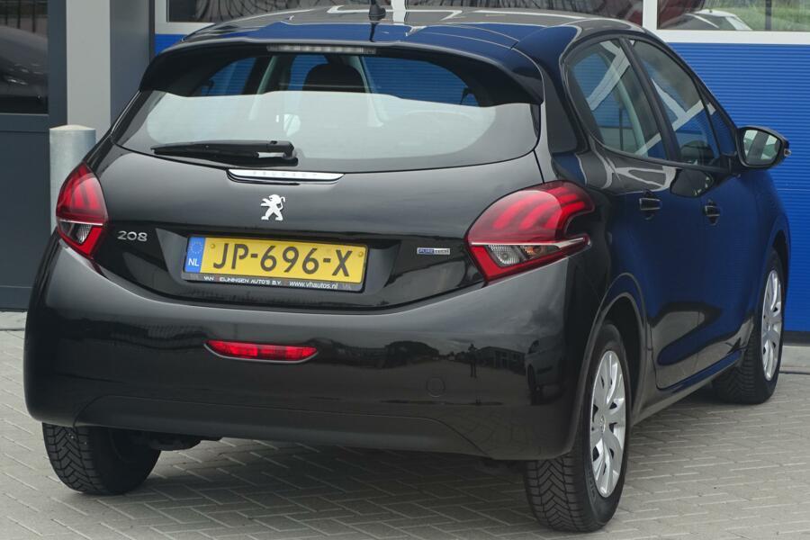 Peugeot 208 1.2 PureTech Active, NL, 1 eig. cruise, nav. LED