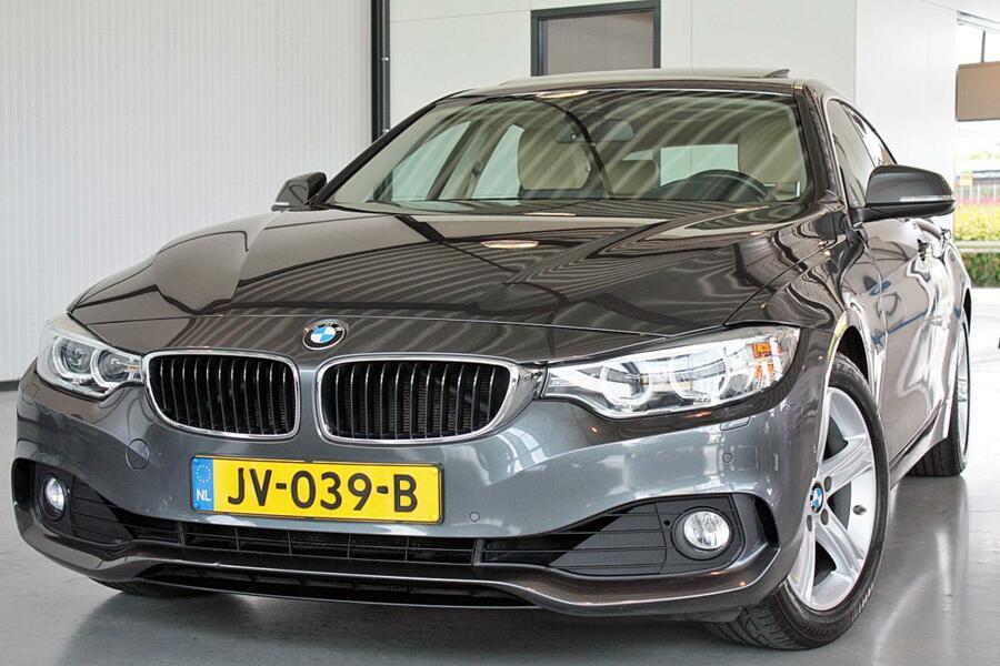 BMW 4-serie Gran Coupé 420i Centennial High Executive Innov.Pack/Sch.dak