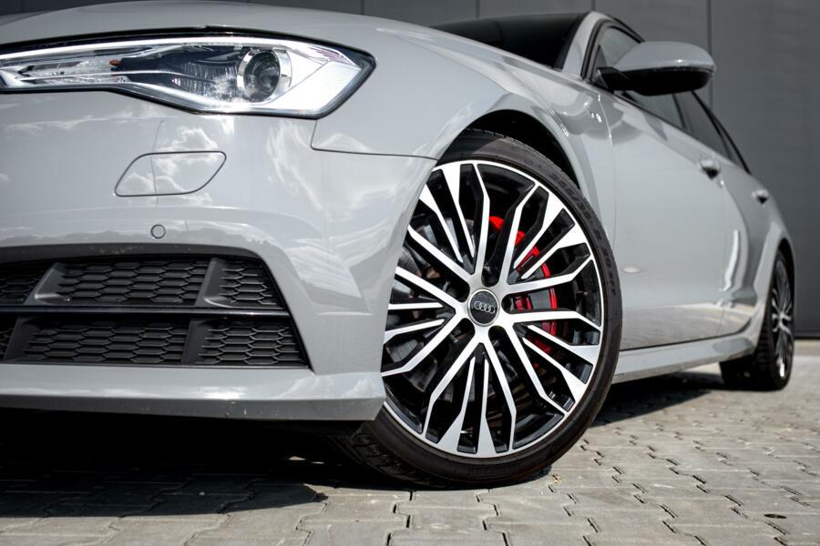 Audi A6 Avant 3.0 TDI BiT quattro Competition Nardogrijs